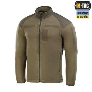 M-Tac куртка Combat Fleece Jacket Dark Olive (сорт 2)
