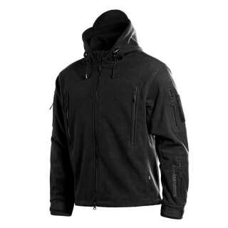 M-Tac куртка флісова Windblock Division Gen.II Black