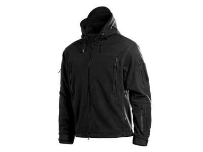 M-Tac куртка флисовая Windblock Division Gen.2 Чёрная