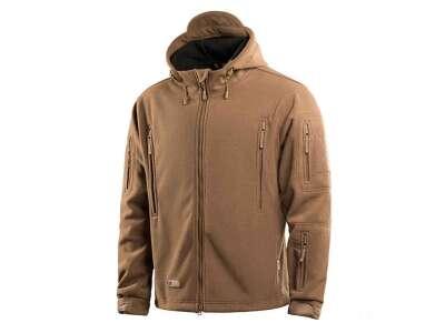 M-Tac куртка флисовая Windblock Division Gen.2 Coyote