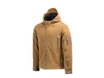 M-Tac куртка флисовая Windblock Division Gen.II Dark Coyote