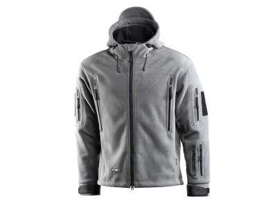 M-Tac куртка флисовая Windblock Division Gen.II Grey