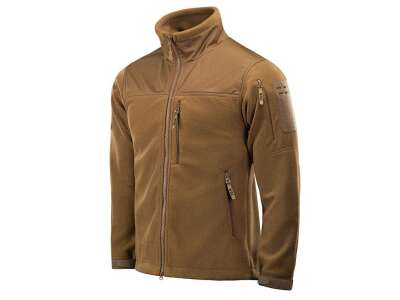 "M-Tac куртка ""Alpha"" Gen.2 Microfleece Coyote Brown"
