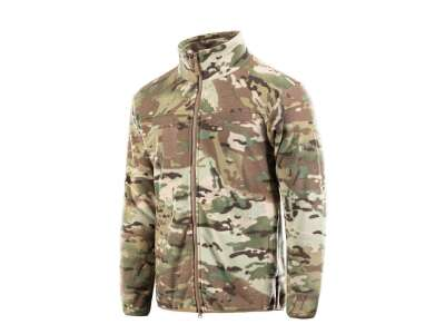 "M-TAC куртка ""ARMY FLEECE COLD WEATHER"" MULTICAM"