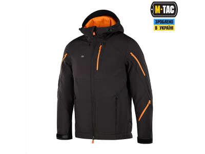 M-Tac куртка Soft Shell Falcon Black