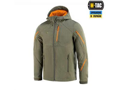 M-Tac куртка Soft Shell Falcon Dark Olive