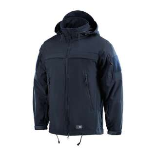 M-Tac куртка Soft Shell Police Navy Blue