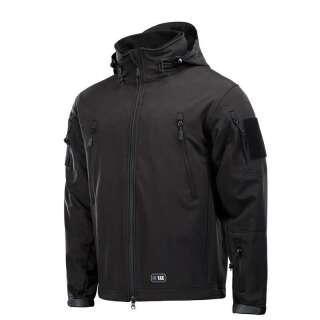 M-Tac куртка Soft Shell з підстібками Black