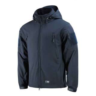M-Tac куртка Soft Shell з підстібками Dark Navy Blue