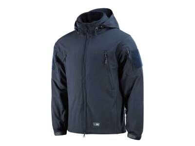 M-Tac куртка Soft Shell з підстібками Dark Navy Blue