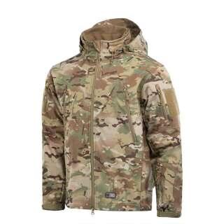 M-Tac куртка Soft Shell с подстежкой MC