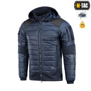 M-Tac куртка Wiking Lightweight Gen.II Dark Navy Blue