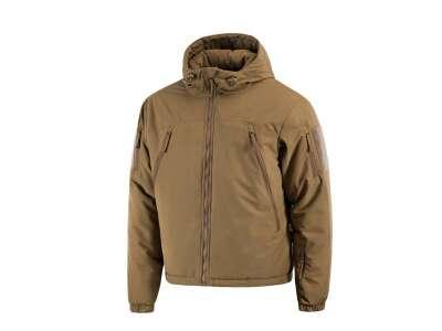 M-Tac куртка зимняя Alpha Gen.III Coyote Brown (без вставок)