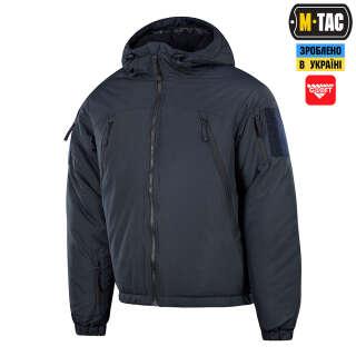 M-Tac куртка зимняя Alpha Gen.III Dark Navy Blue (без вставок)