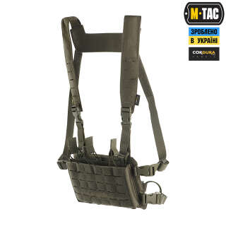 M-Tac Modular Chest Rig Ranger Green