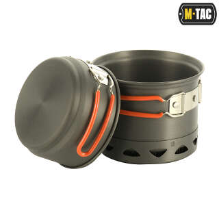 M-Tac набор посуды индивидуальный под горелку