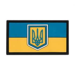 M-Tac нашивка прапор України малий ПВХ