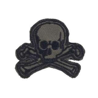 M-Tac нашивка Old Skull олива