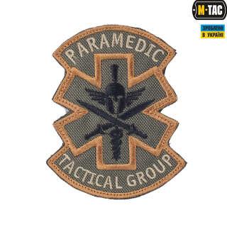 M-Tac нашивка Paramedic