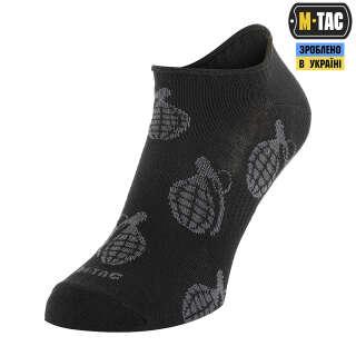 M-Tac носки летние легкие Grenades Black