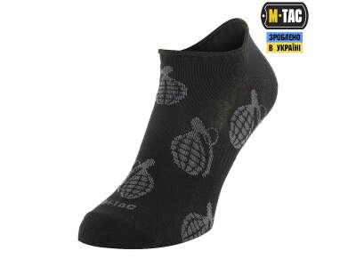 M-Tac шкарпетки літні легкі Grenades Black