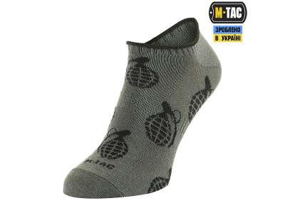 M-Tac носки летние легкие Grenades Olive