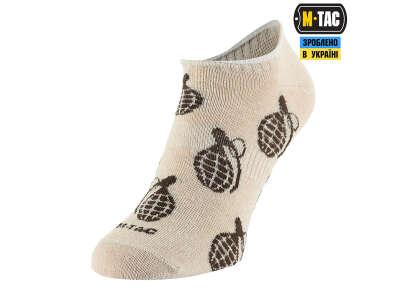 M-Tac шкарпетки літні легкі Grenades Sand