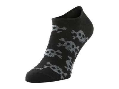 M-Tac шкарпетки літні легкі Pirate Skull Black