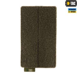 M-Tac панель для нашивок на MOLLE 80x135 Olive
