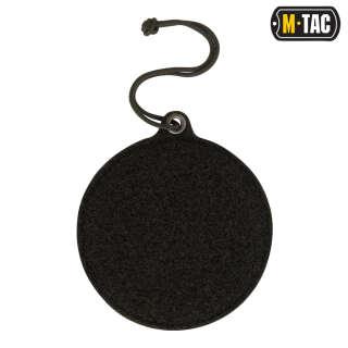 M-Tac панель для нашивок підвісна кругла Black
