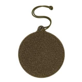 M-Tac панель для нашивок підвісна кругла Olive