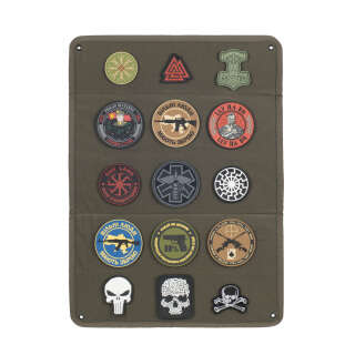 M-Tac панель для нашивок універсальна Ranger Green