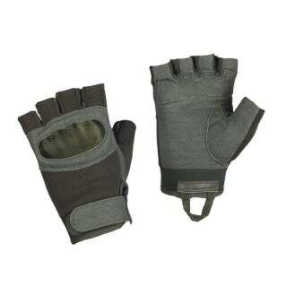 M-Tac рукавички безпалі Assault Mk.3 Olive
