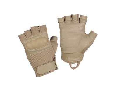 M-Tac перчатки беспалые Assault Mk.4 Хаки
