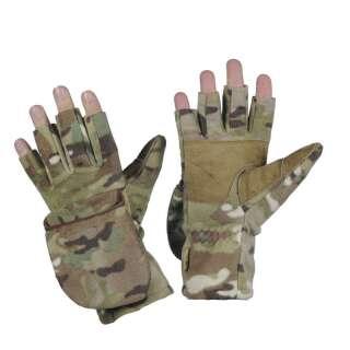 M-Tac рукавички безпалі з клапаном Windblock 295 MC