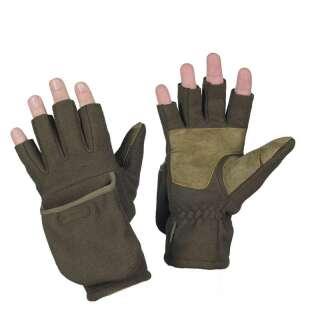 M-Tac перчатки беспалые с клапаном Windblock 295 Olive