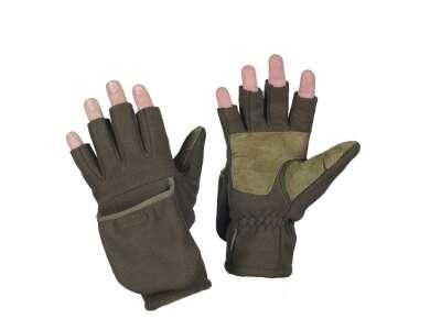 M-Tac перчатки беспалые с клапаном Windblock 295 олива