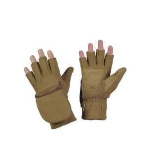 M-Tac рукавички безпалі з клапаном Windblock 295 Tan