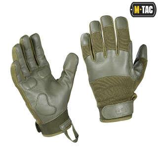 M-Tac рукавички Police Gen.2 Olive