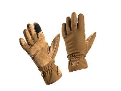 M-Tac перчатки Waterproof Coyote