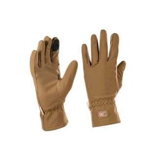 M-Tac перчатки Winter Soft Shell Coyote