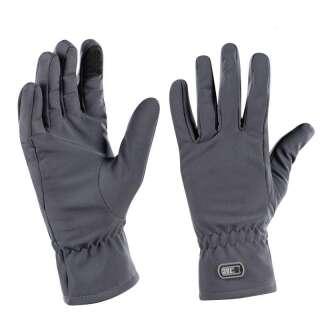 M-Tac перчатки Winter Soft Shell Grey