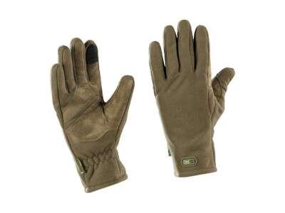 M-Tac перчатки Winter Tactical Windblock 380 Dark Olive