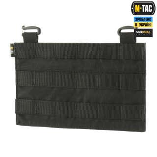 M-Tac передняя панель для плитоноски Cuirass QRS Black