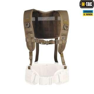 M-Tac плечова система для тактичного пояса Coyote