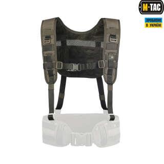 M-Tac плечова система для тактичного пояса Ranger Green