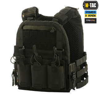 M-Tac плитоноска Cuirass QRS Black