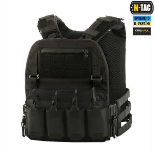M-Tac плитоноска Cuirass QRS XL Black