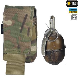 M-Tac Підсумок бистроізвлекаемий для осколкової гранати Multicam
