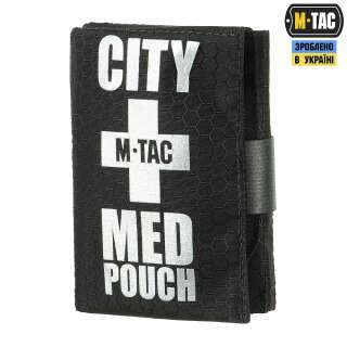 M-Tac подсумок City Med Pouch Hex Black